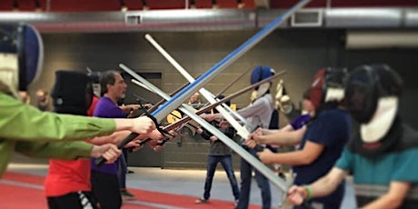 Youth Medieval Long Sword Class tickets