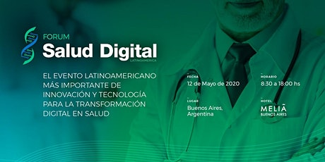 Forum Salud Digital entradas