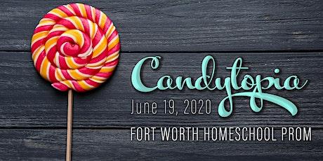 Fort Worth Homeschool Prom 2020 tickets
