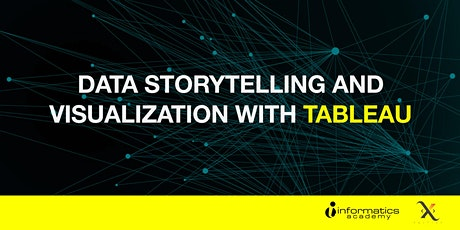 Data Storytelling and Visualization with Tableau (14 April) tickets