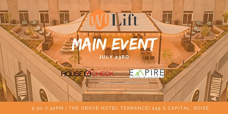 July WILift Main Event tickets