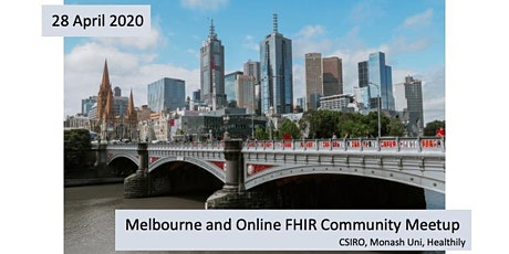 FHIR community meet up (now ONLINE only) tickets