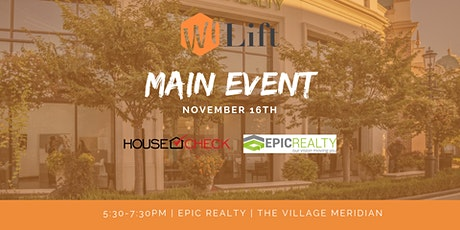 November WILift Main Event tickets