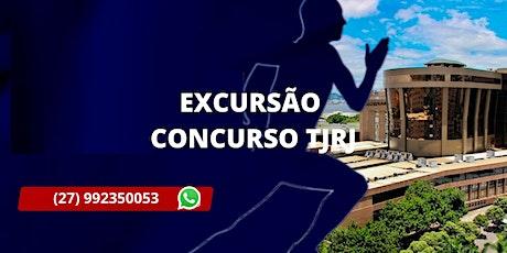 Excursão Prova TJRJ Rio de Janeiro-RJ - Saída: Vitória ES ingressos