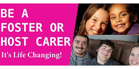 Foster Care & Disability Host Care Information Session - Busselton WA tickets