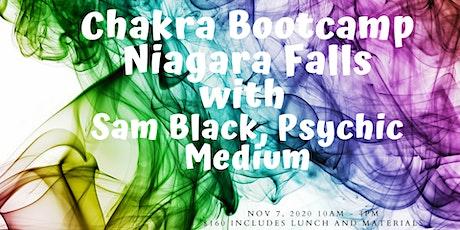 Chakra Bootcamp Niagara Falls tickets