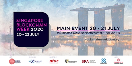 Singapore Blockchain Week 2020 tickets