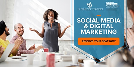 (Online Classroom) Facebook and Instagram secrets for your business by Sandra Tricoli tickets