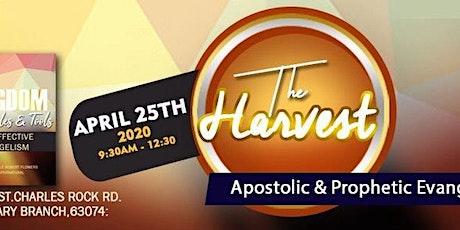 Apostolic & Prophetic Evangelism tickets