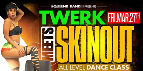 Skin Out Meets Belly Dance class Edition tickets