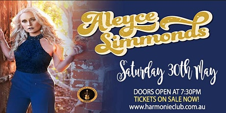 Aleyce Simmonds & The Spurs - Album Launch tickets