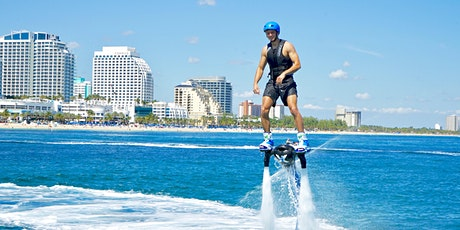 Flyboarding & Jetski Rental with Boat Tour Fort Lauderdale AQUA FLIGHT tickets