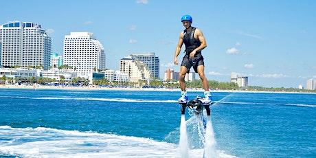 Flyboarding & Jetski Rental with Boat Tour Fort Lauderdale AQUA FLIGHT tickets