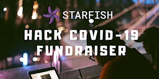 Hack COVID-19: Virtual Hackathon Fundraiser