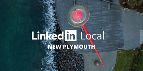 LinkedIn Local New Plymouth tickets