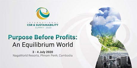 6th International CSR & Sustainability (ICS) Summit 2020 tickets