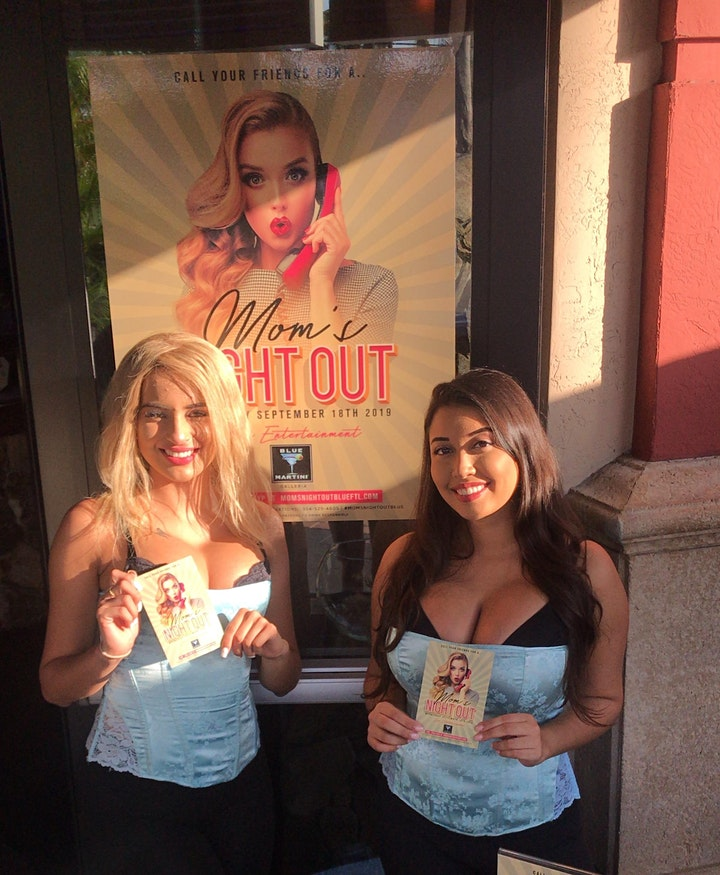 Mom's Night Out at Blue Martini Fort Lauderdale image