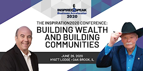 Inspired2Speak and Inspiration2020 Business Accelerator Live! tickets