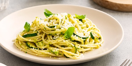 Go green with Pesto Genovese tickets