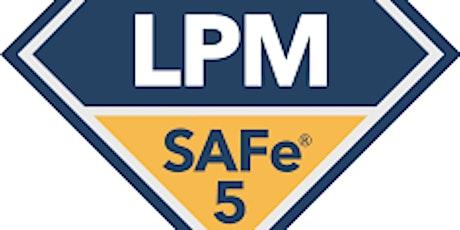 Online Scaled Agile : SAFe Lean Portfolio Management (LPM) 5.0 Albuquerque, New Mexico   tickets