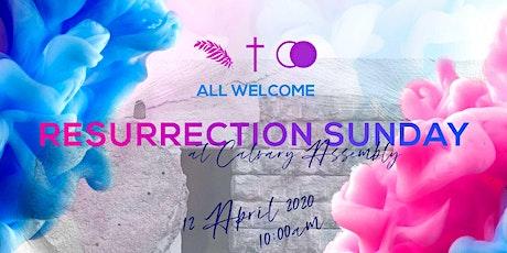 Resurrection Sunday Serivce tickets