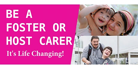 Foster Care & Disability Host Care Information Session - Bunbury WA tickets