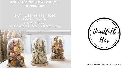 Everlasting Flower Dome workshop tickets