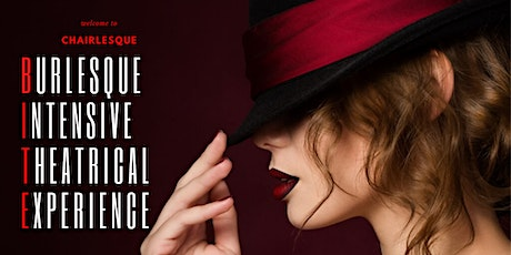 Let's Get HOT with BURLESQUE DANCE CLASS! tickets