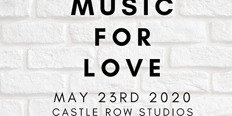 MUSIC FOR LOVE tickets