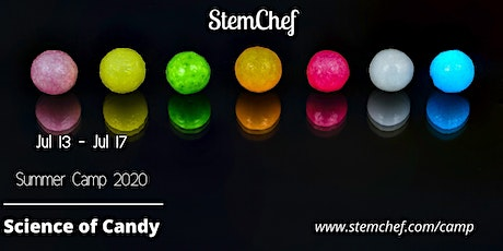 Science of Candy - StemChef tickets