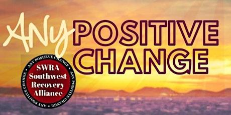 Any Positive Change Volunteer Night tickets