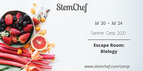 Escape Room: Biology - StemChef tickets