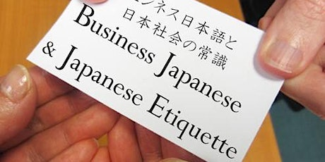 Business Japanese Trial Class tickets