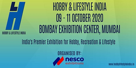 Hobby & Lifestyle India 2020 tickets