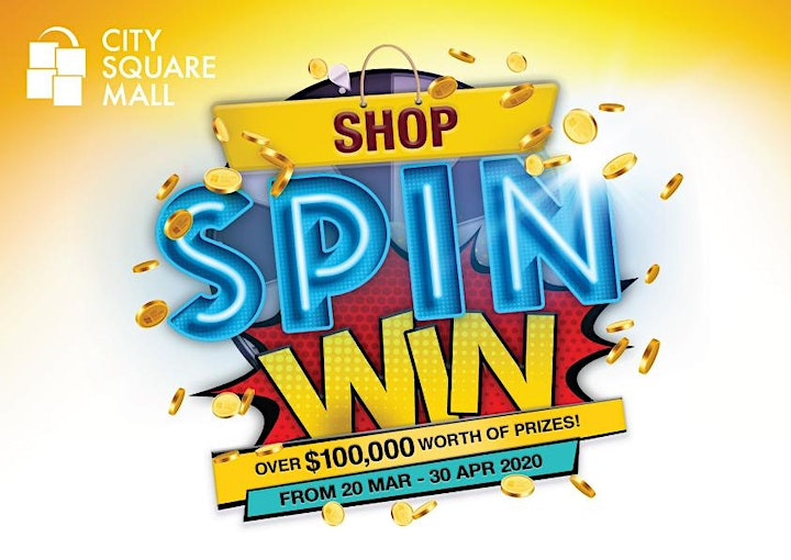 Shop, Spin, and Win at City Square Mall! image