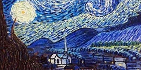 Van Gogh Starry Night - Cafe 107 tickets