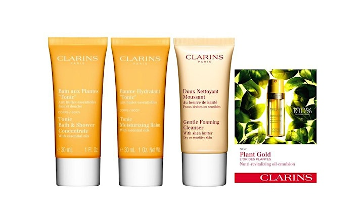 Clarins x WeBarre Special Event image