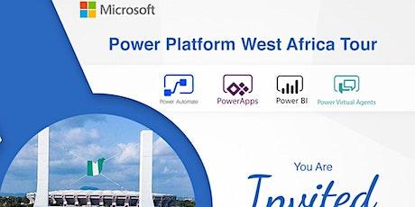 West Africa Power Platform Tour - Abuja tickets