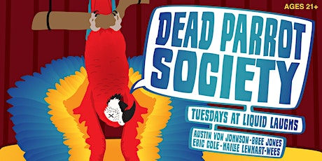 Dead Parrot Society - Improv on a Tuesday tickets
