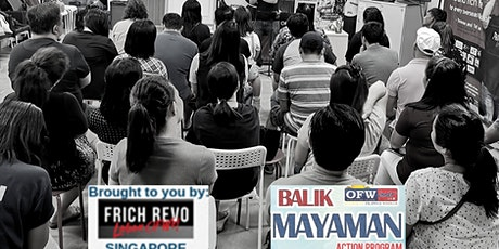 FREE: The Ultimate Wealth Management Program for OFWs tickets