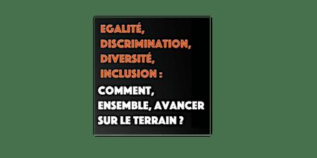 Egalité, Discrimination, Diversité, inclusion billets