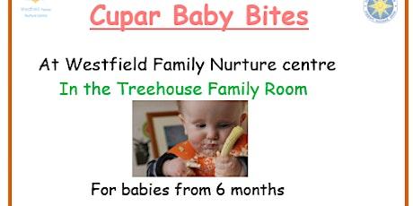 Cupar Baby Bites tickets