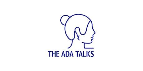 The Ada Talks billets