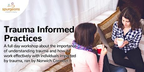 Trauma Informed Practice tickets