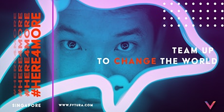 TEAM UP TO CHANGE THE WORLD: Singapore Chapter tickets