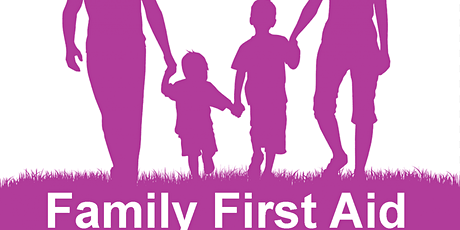 Family First Aid Workshop - Juniors tickets