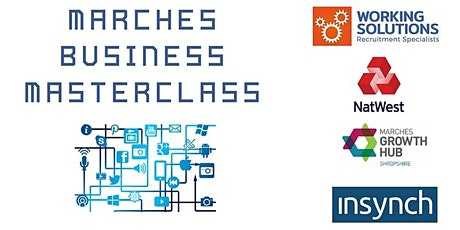 Marches Business Masterclass tickets