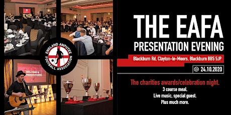 EAFA Presentation Evening 2020 tickets