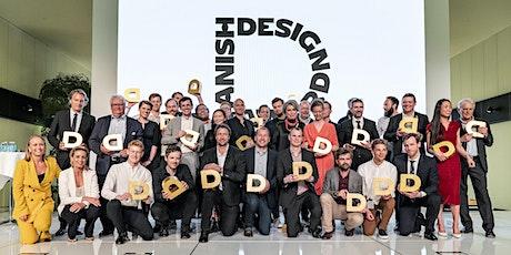 Prisfest: Kom med til Danish Design Award 2020! tickets