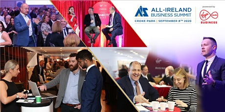 All-Ireland Business Summit 2020 Powered by Virgin Media Business tickets